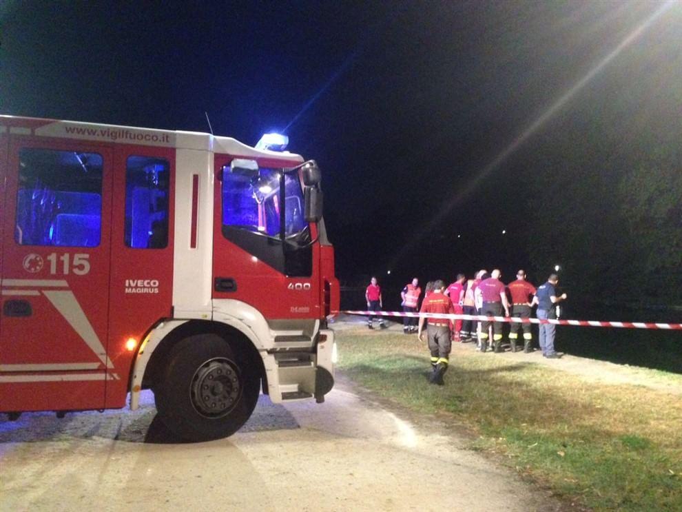 Parma: recuperato cadavere nel laghetto del Parco Ducale