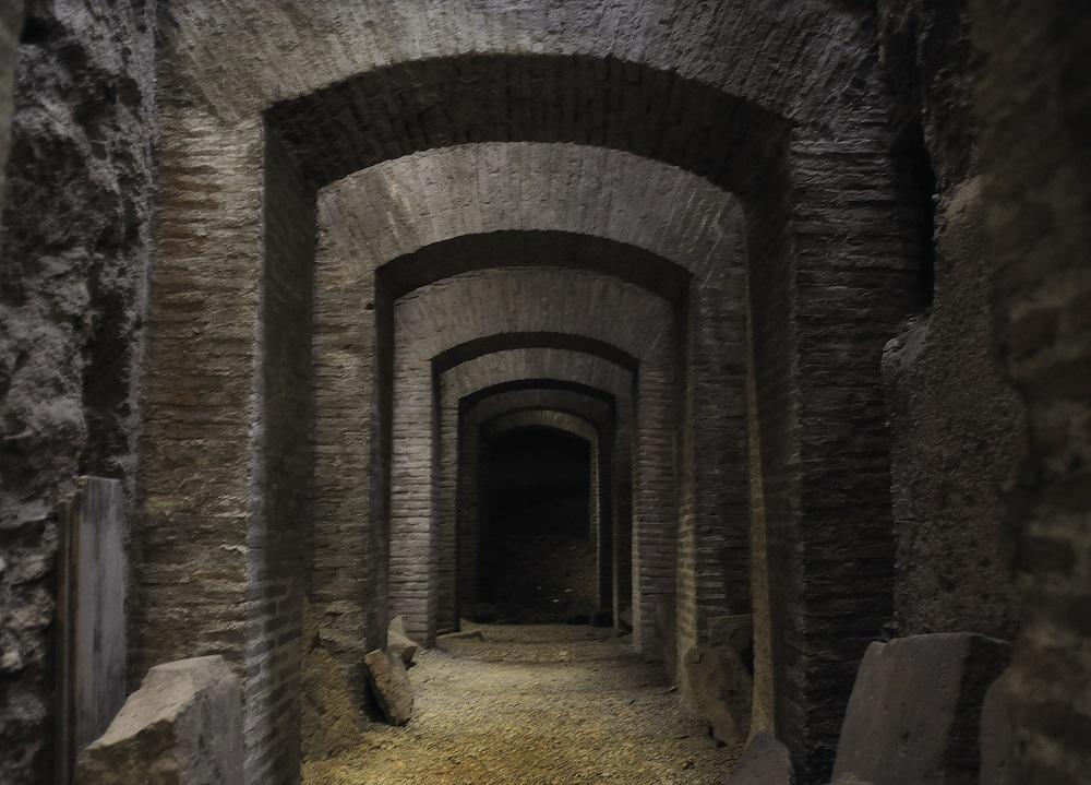 Roma sotterranea, la magia corre anche sotto il cemento