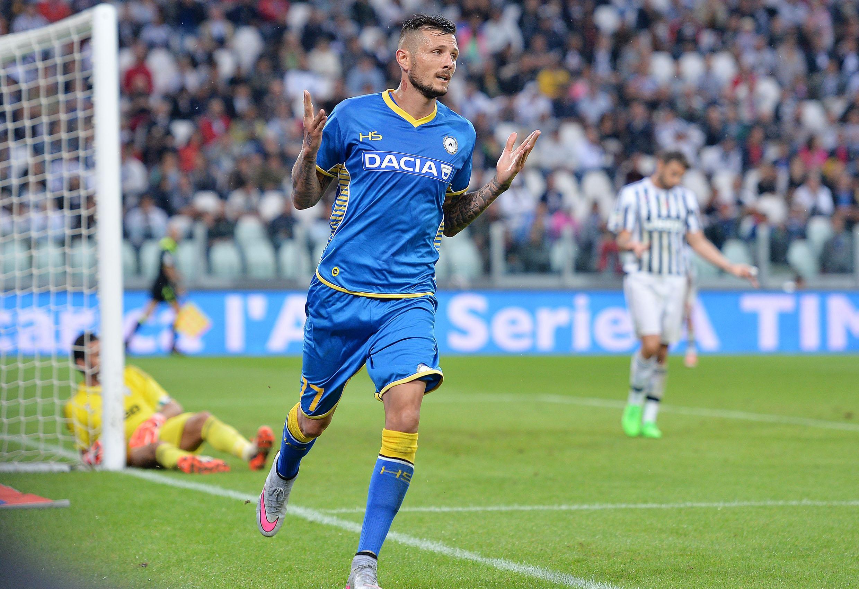 Thereau sorprende la Juventus, allo Stadium vince l'Udinese