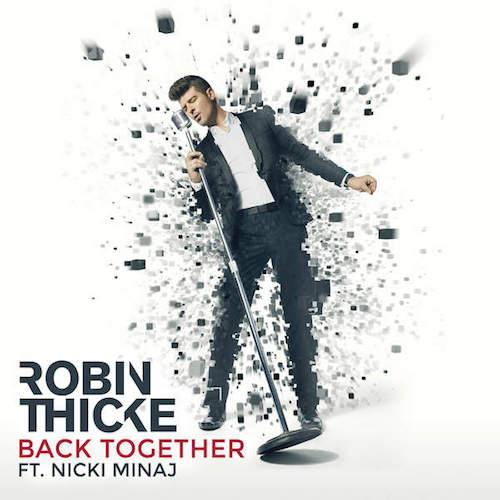Robin Thicke torna sulla scena insieme a Nicky Minaj