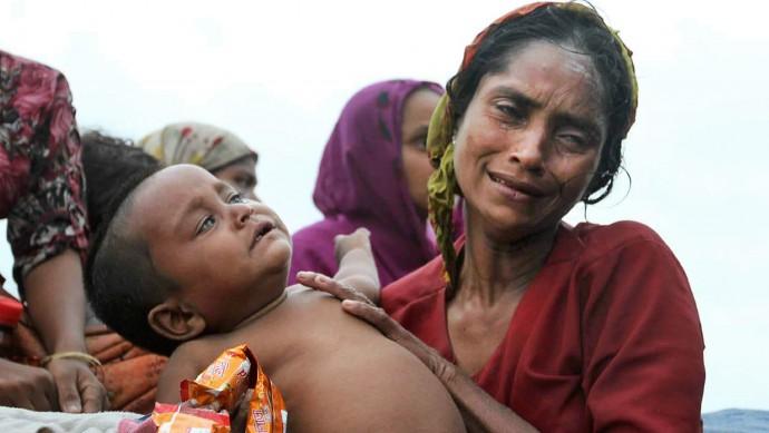 Malesia: l'odissea di una madre Rohingya