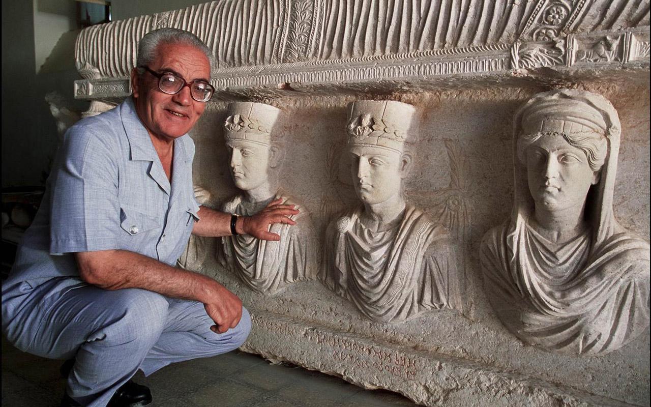 Decapitato dall'Isis in piazza, era uno studioso dell'antichità