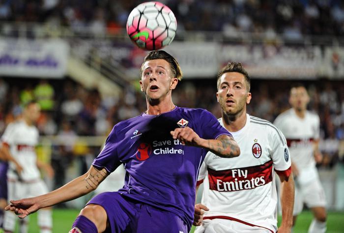 Fiorentina, buona la prima: al Franchi Milan battuto 2 a 0