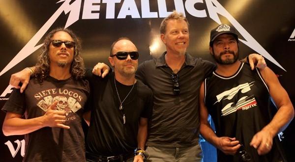 Metallica: un fumetto per raccontare le tappe fondamentali della loro carriera