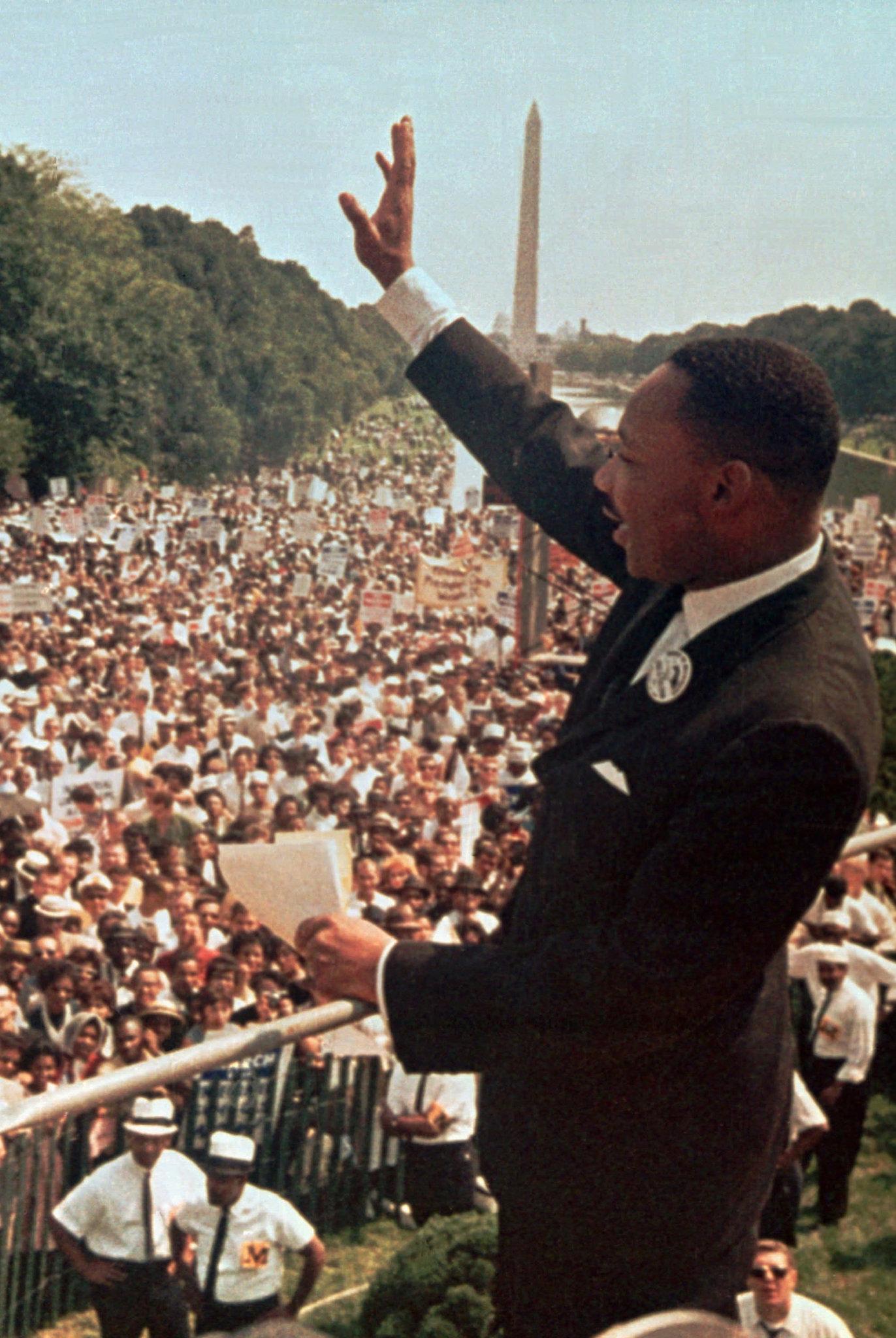 «I have a dream», il sogno di Martin Luther King che cambiò la Storia