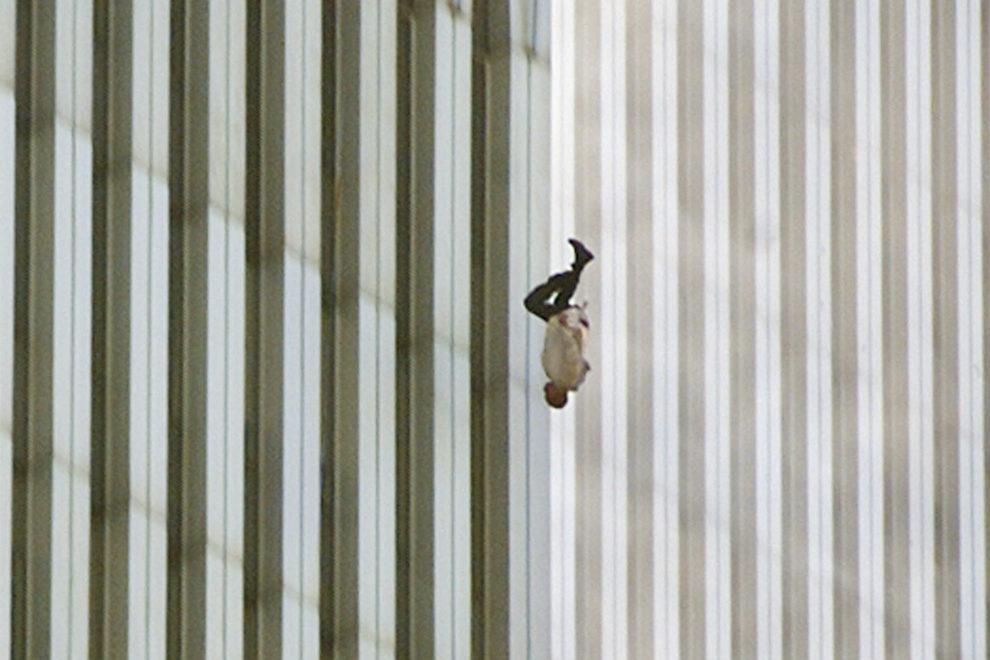 11 settembre 2001, il silenzio assordante dei «jumpers»