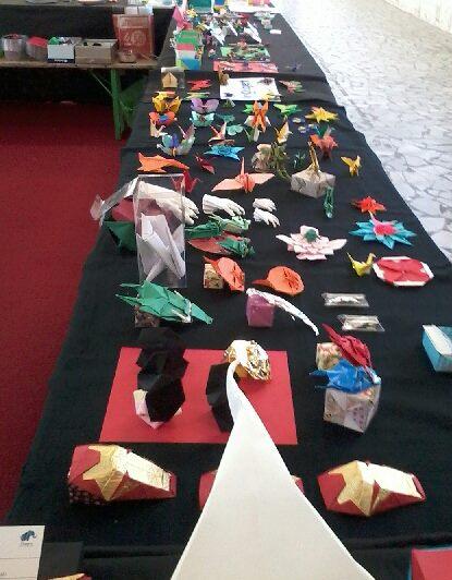 L'Origami, l'arte Orientale di piegare la carta…ha preso una nuova piega