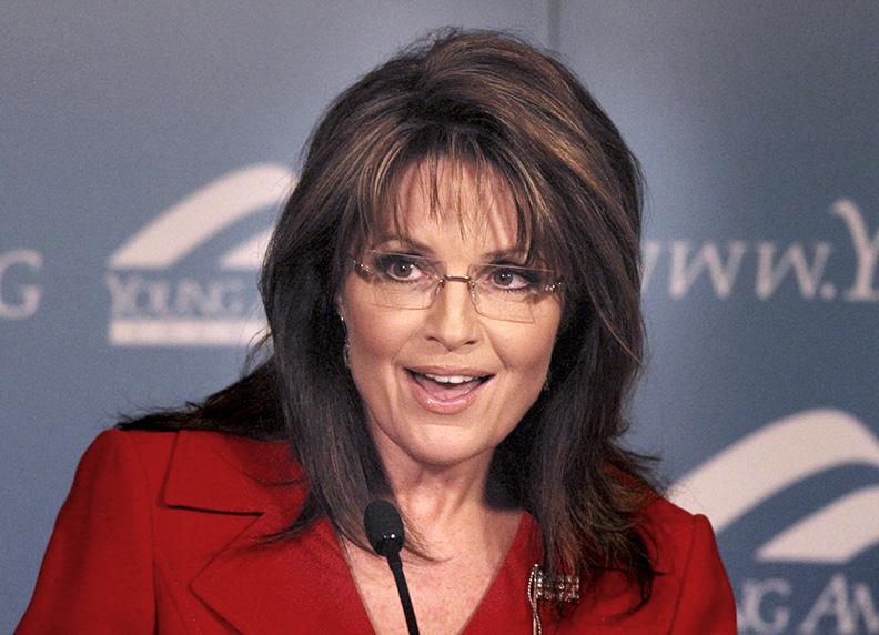 La lingua americana secondo Sarah Palin