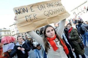 disoccupazione-giovanile-in-Italia