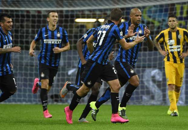 L'Inter non si ferma più, Verona sconfitto 1-0