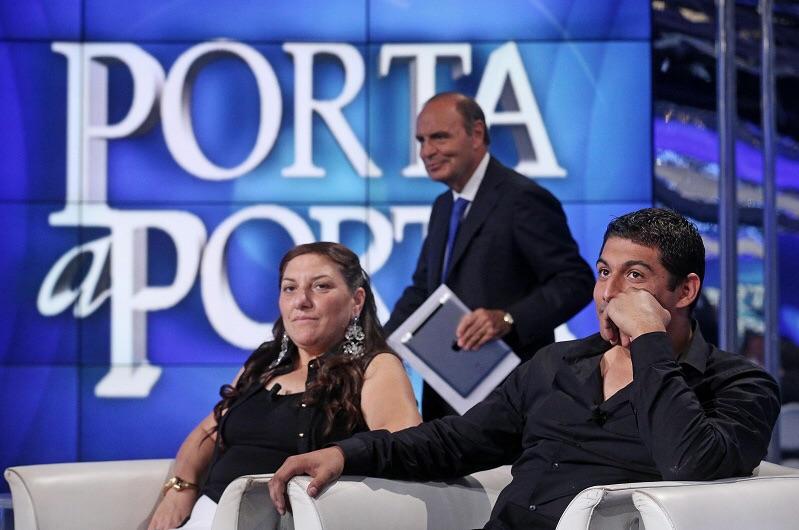 Casamonica a 'Porta a Porta', tutti contro Bruno Vespa