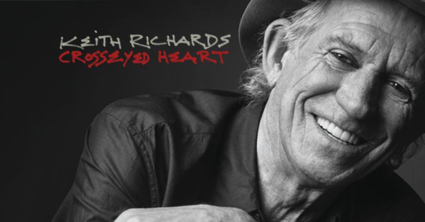"""Crosseyed Heart"" l'ultimo lavoro solista di Keith Richards"