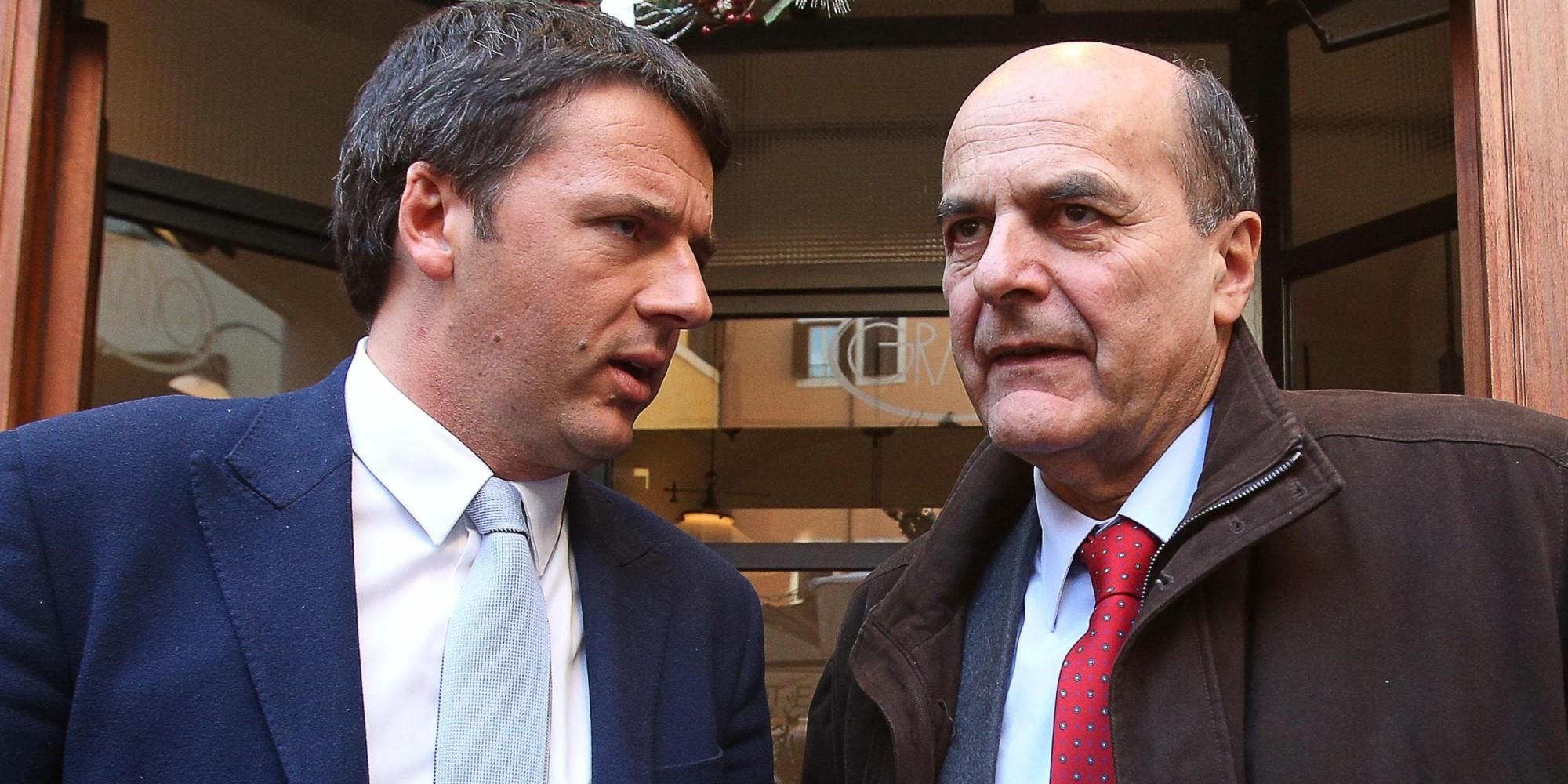 Riforme, Renzi e Bersani cercano l'accordo sul Senato elettivo