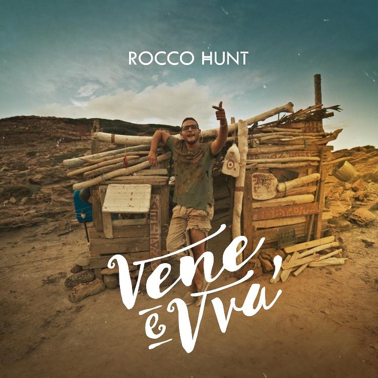 """Rocco Hunt passa per Bob Marley nel suo nuovo singolo """"Vene e Vvà"""""""