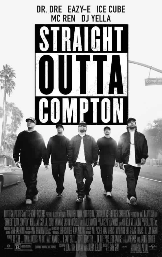 Straight Outta Compton è fuori
