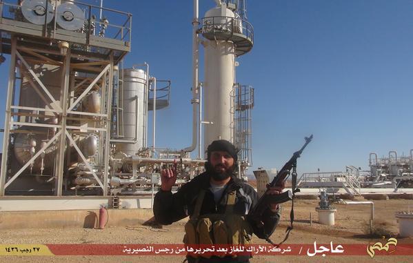 Siria: l'oro nero che finanzia l'ISIS