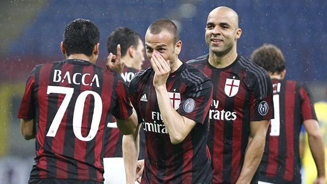 Il Milan si avvicina, 1-0 al Chievo