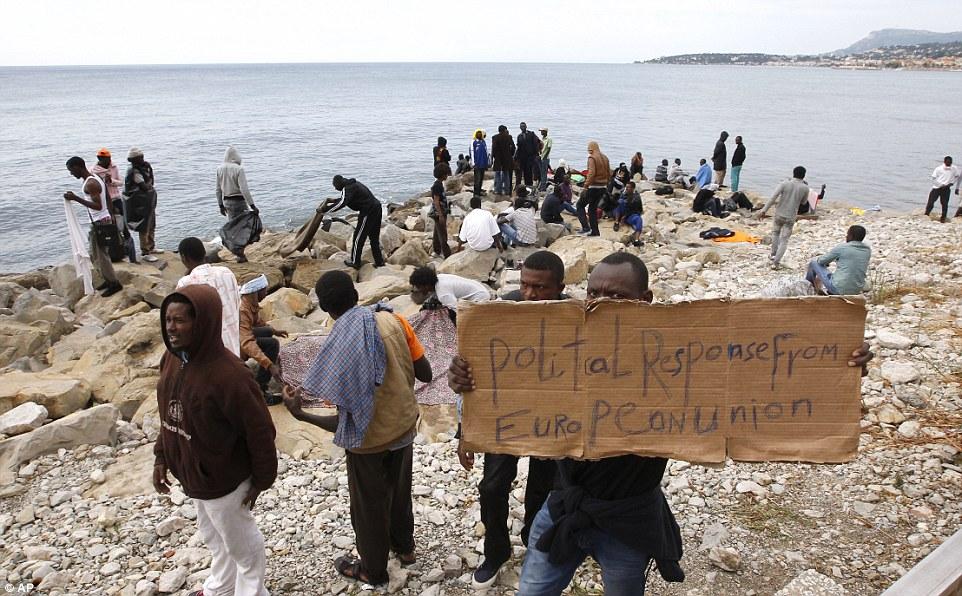 UE: Sono 630 000 gli immigrati entrati illegalmente da gennaio