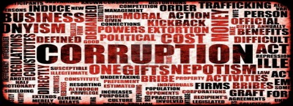 Corruzione: la maniera normale di gestire il potere
