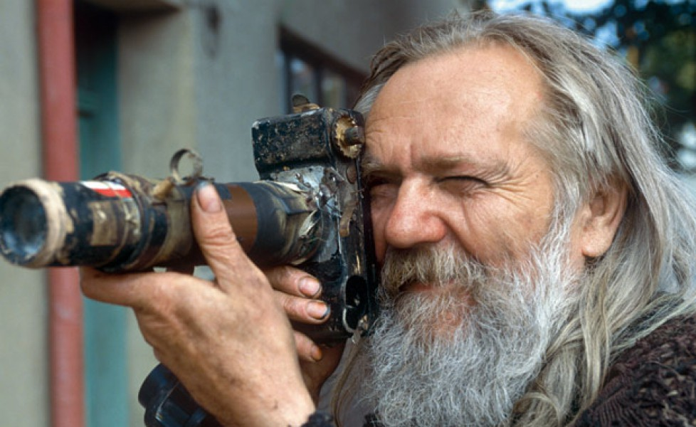 Miroslav Tichy, fotografo di un'altra era