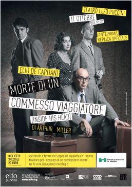 Inedita collaborazione tra il Teatro Elfo Puccini e l'ospedale Niguarda Cà Granda