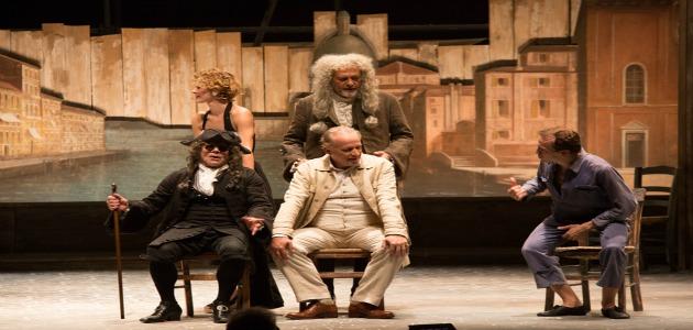 Bugie a Teatro. Goldoni sbarca al Quirino