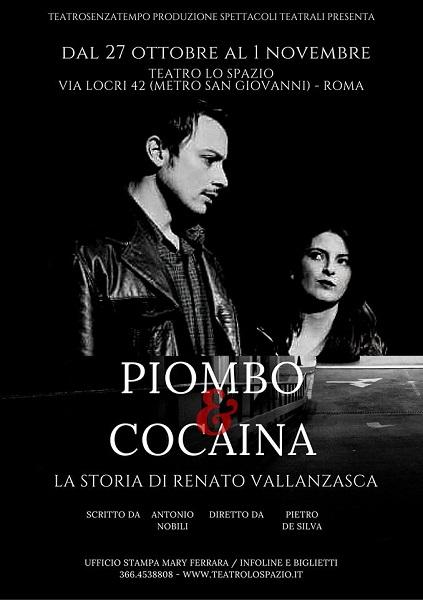La storia di Renato Vallanzasca raccontata al Teatro Lo Spazio di Roma