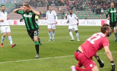 KO Lazio, Berardi e Missiroli fanno volare il Sassuolo