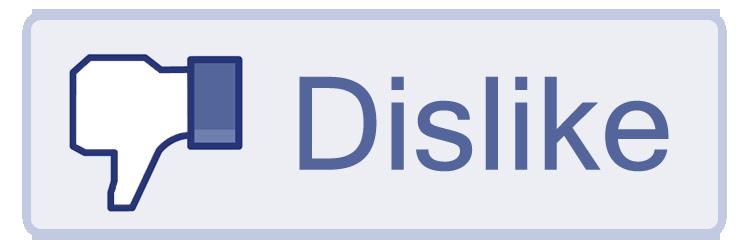 Facebook, non mi piace e le Reactions