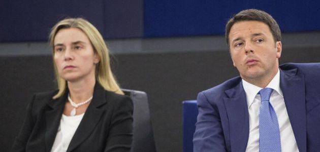 Italia fuori dal vertice su Libia, Siria e Iran. Gelo Renzi – Mogherini
