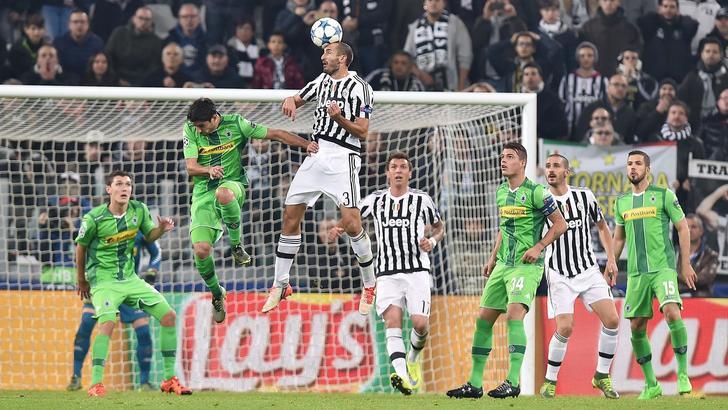 Juventus spenta, col Borussia è 0-0