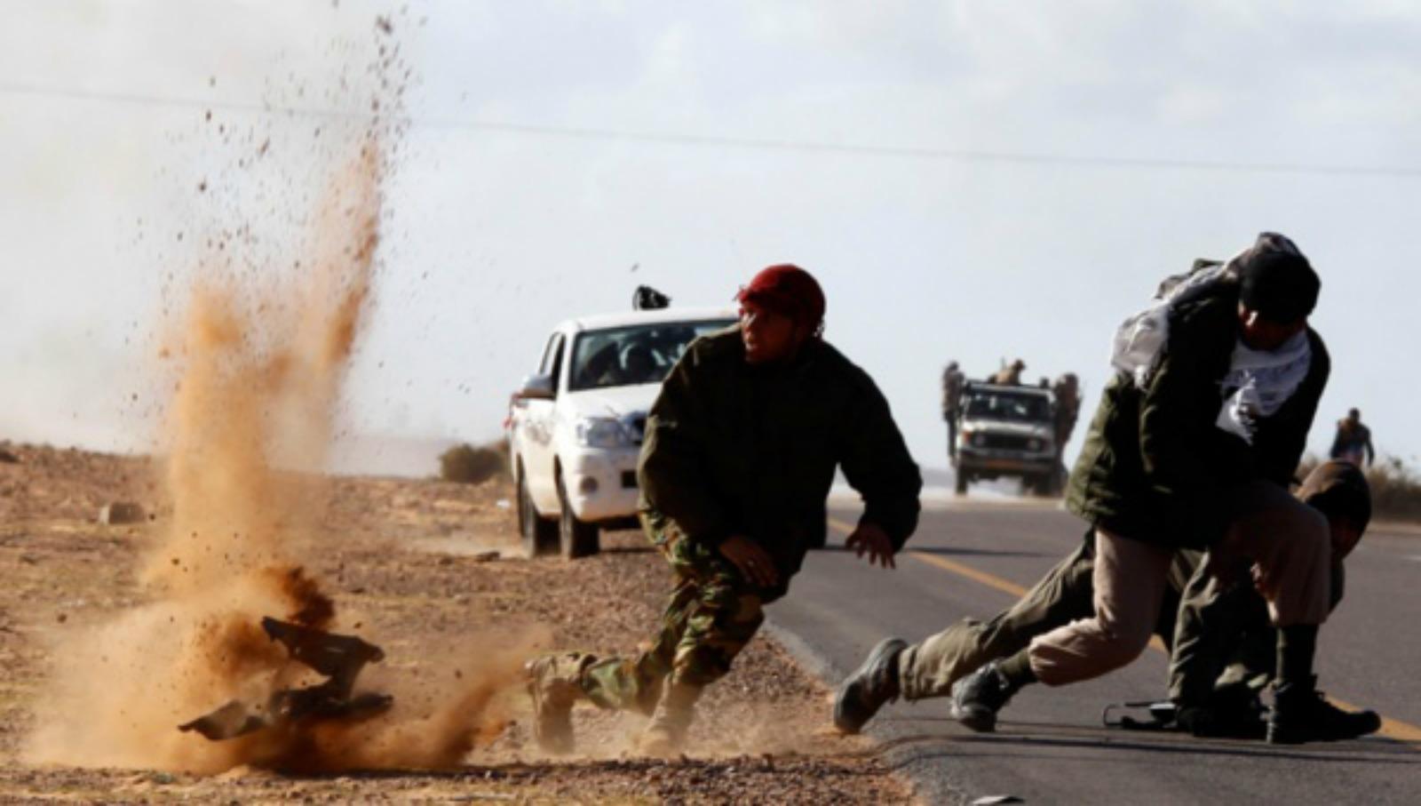 """Libia: Le confessioni di un """"foreign fighter"""" tornato dalla guerra"""