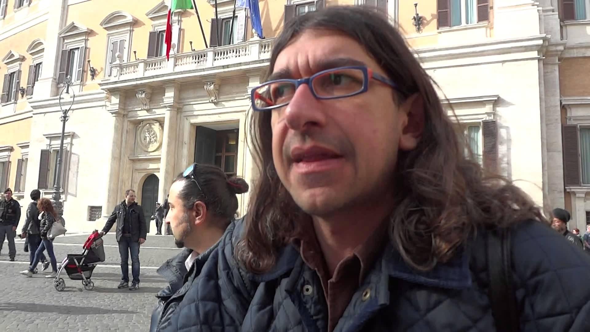 Paolini aveva previsto le dimissioni del sindaco di Roma Ignazio Marino