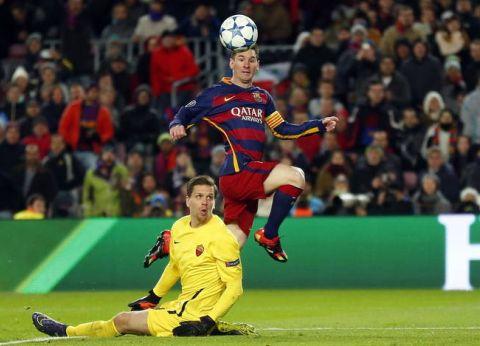 La Roma si inchina al Barcellona: 6-al Camp Nou