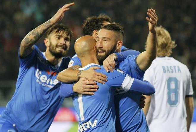Ennesimo Ko, la Lazio cade anche ad Empoli