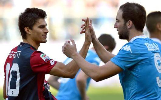 Il Napoli manca l'aggancio alla vetta: col Genoa è 0 – 0
