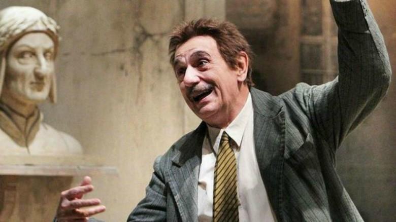 Teatro in lutto: si è spento Luca De Filippo, figlio di Eduardo