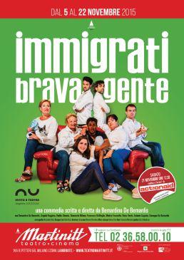 «Immigrati brava gente», riflettere è d'obbligo