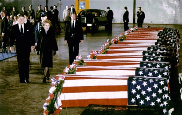 Due righe su Ronald Reagan: colpevole o innocente?