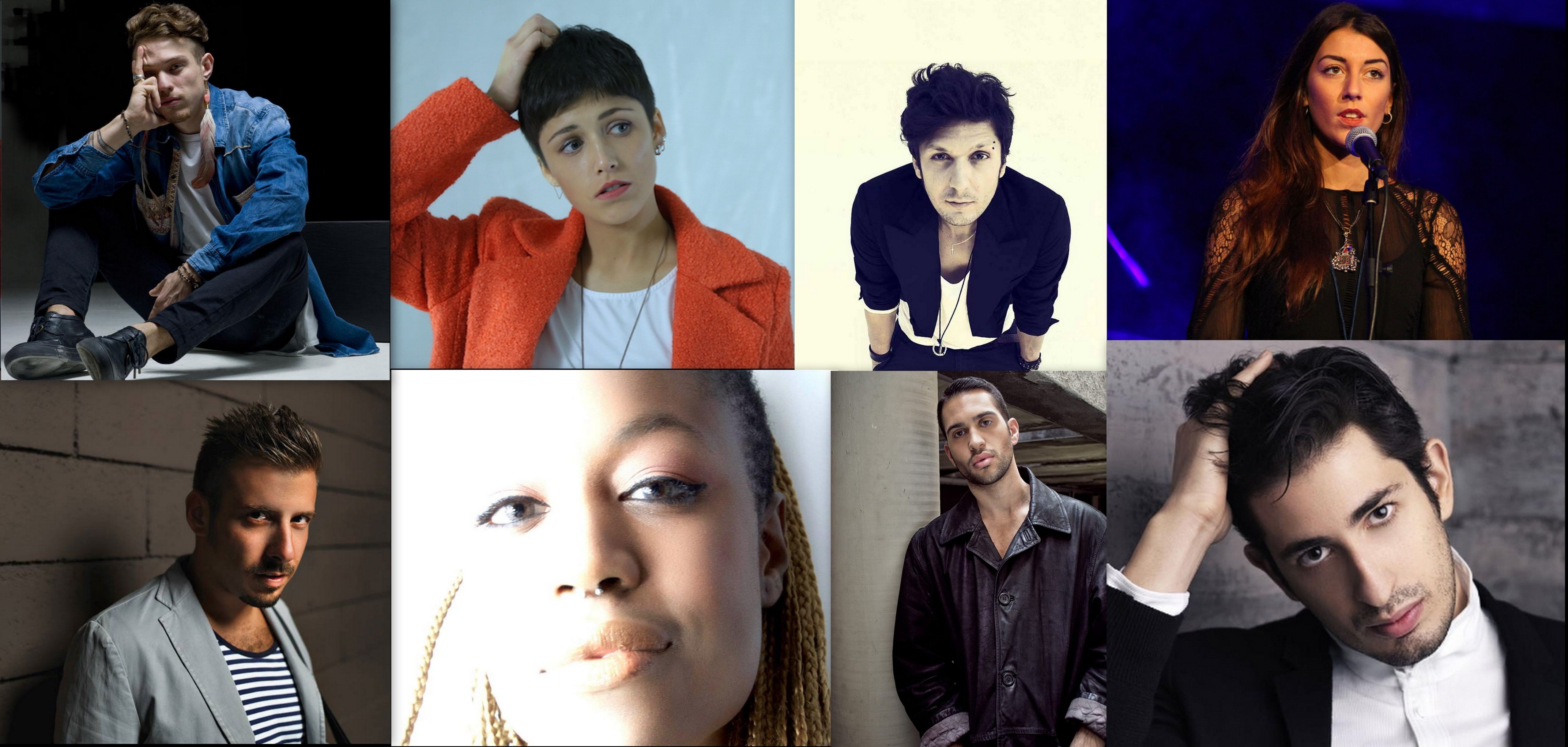 Sanremo 2016: ecco gli otto giovani in gara al Festival