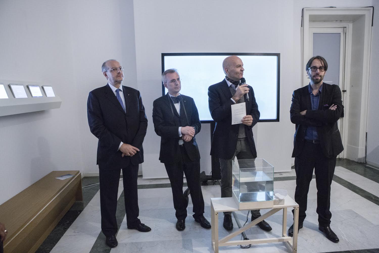 Grande successo della mostra/evento Sublimis di Giuseppe La Spada presso la Triennale di Milano
