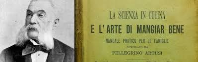Pellegrino Artusi : antesignano dei messaggi Expo