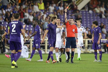 Fiorentina, a Basilea è 2 – 2. Pari amaro per la Viola