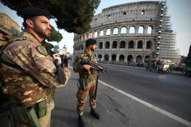 Roma dopo il 13 novembre: alcune considerazioni