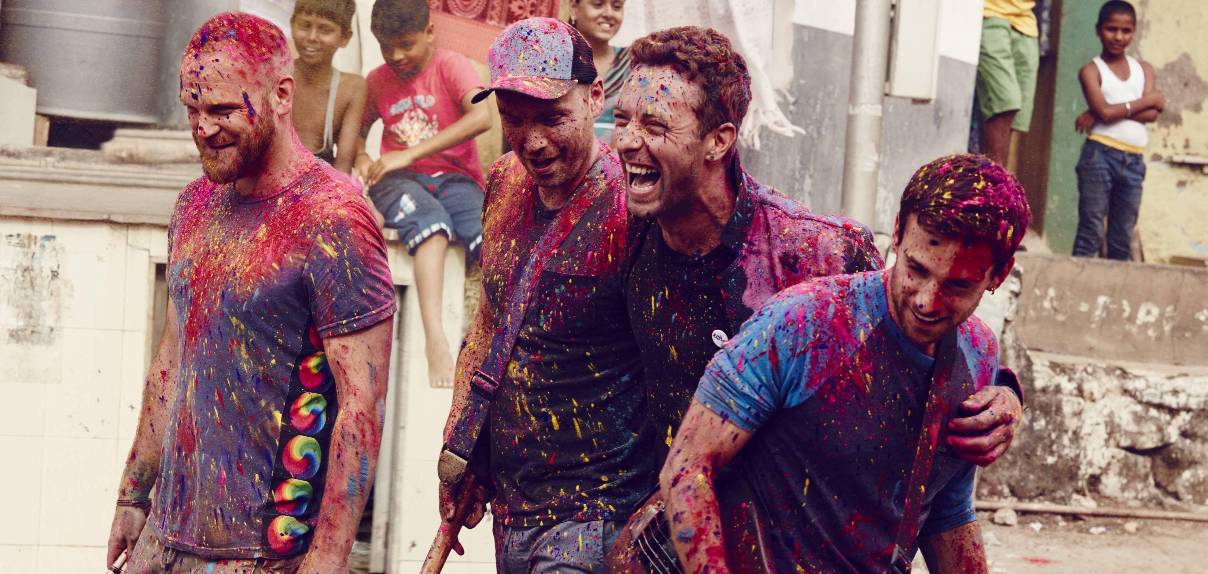 """Coldplay: si avvicina il nuovo album """"A Head Full of Dreams"""" dal 4 dicembre"""