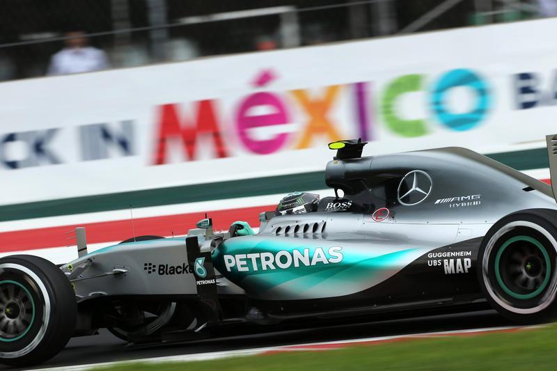 Gp Messico: Rosberg perfetto, disastro Ferrari