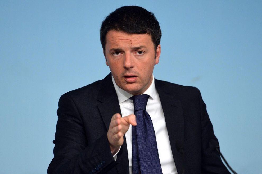 Renzi: 'l'Italia non si tira indietro'. Proposta del Governo alle forze politiche