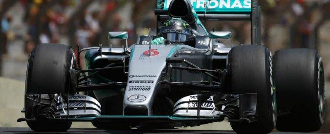 GP del Brasile: Rosberg vince ancora