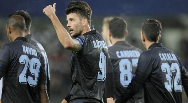 Doppio Djordjevic, alla Lazio manca un punto per la qualificazione
