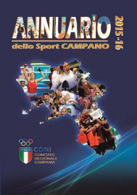 Presentato dal Coni campano l'annuario dello sport 2015/2016